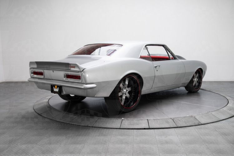 1967 Chevrolet Camaro Pro Touring coupe cars classic wallpaper