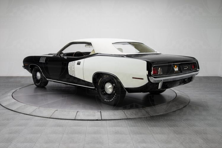 1971 Plymouth Cuda coupe cars classic wallpaper