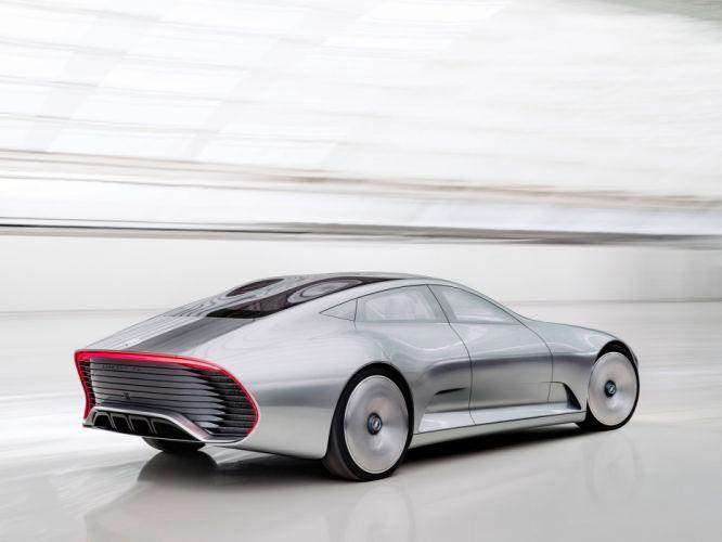 Mercedes- IAA Concept cars 2015 wallpaper