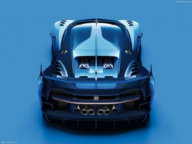 2015 Bugatti cars Concept Gran Turismo videogames vision wallpaper