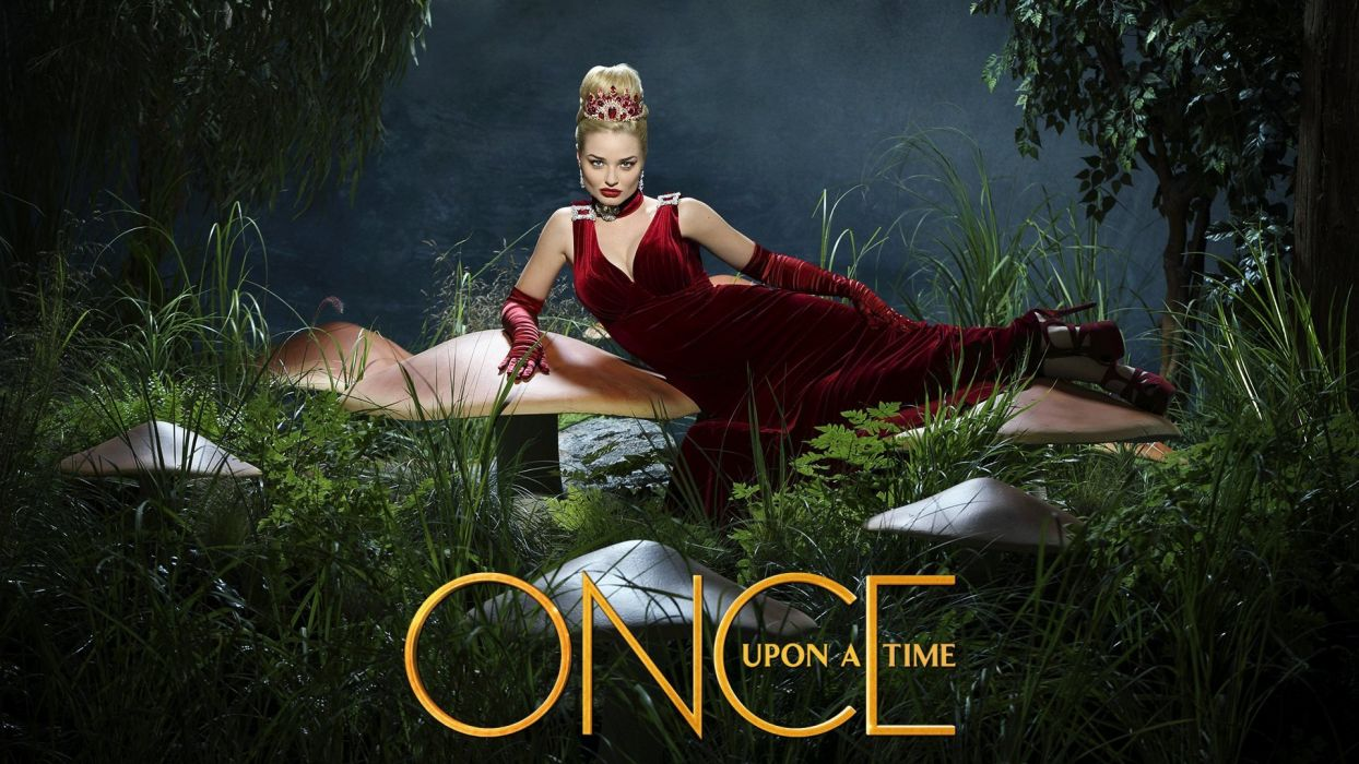 Once Upon A Time Fantasy Drama Mystery Once Upon Time Adventure