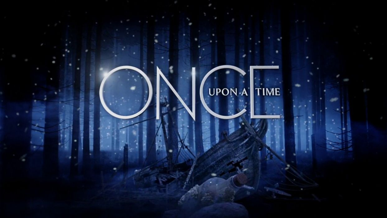 ONCE-UPON-A-TIME fantasy drama mystery once upon time