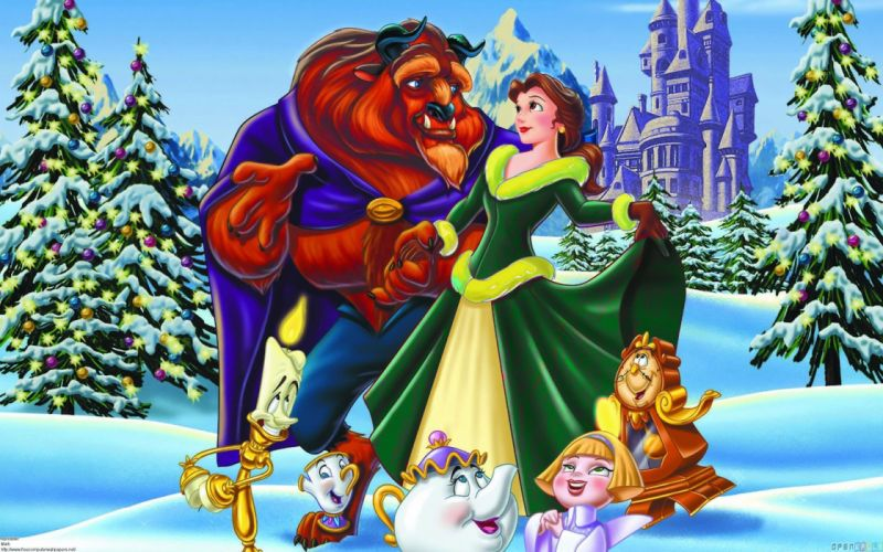 DISNEY fantasy fairytale cartoon family wallpaper