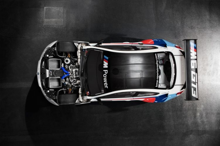BMW-M6 GT3 coupe cars racecars 2016 wallpaper