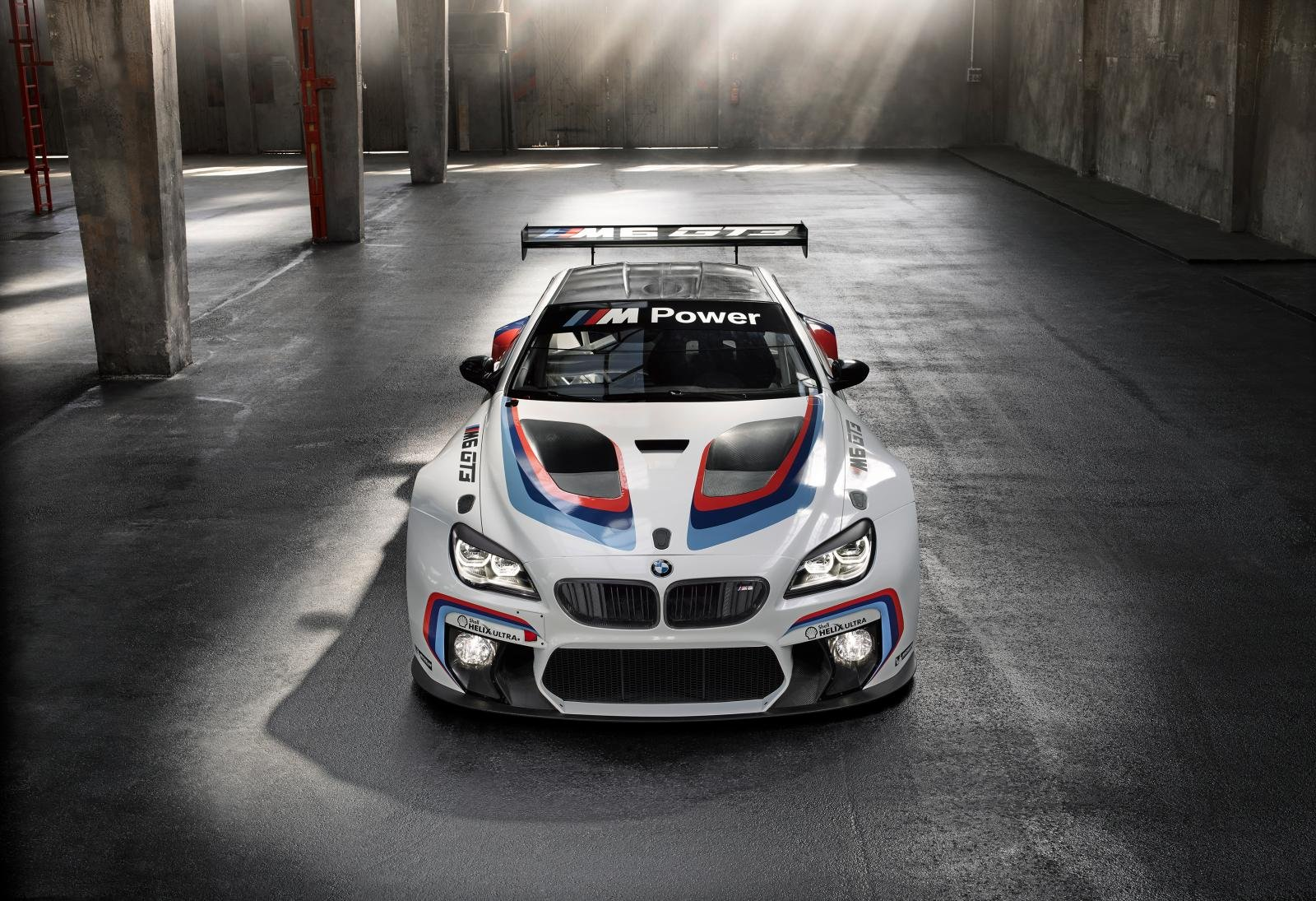 Bmw M6 Gt3 Coupe Cars Racecars 2016 Wallpaper 1600x1095