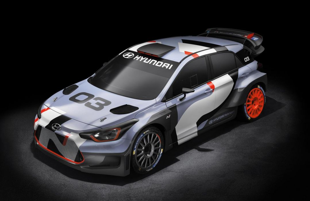 2016 Hyundai i20 WRC rally cars racecars wallpaper