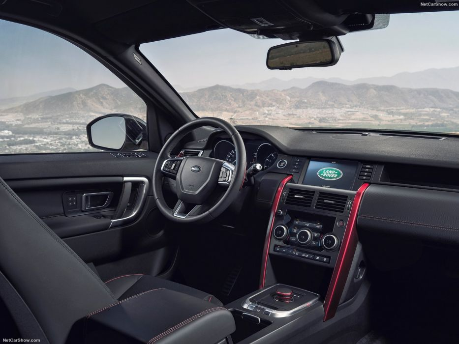 Land Rover Discovery Sport Dynamic cars suv 2016 wallpaper