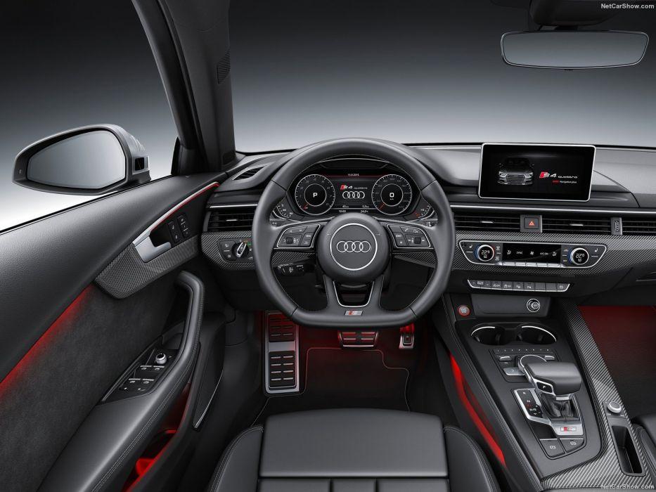Audi-S4 v6t cars sedan 2016 wallpaper