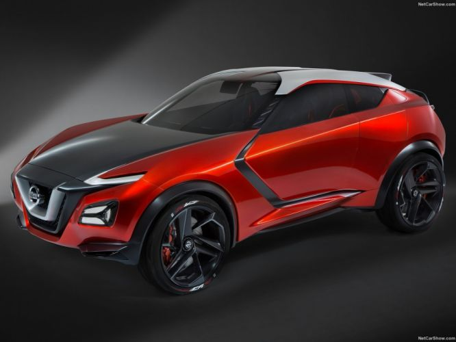 Nissan Gripz Concept cars 2016 wallpaper