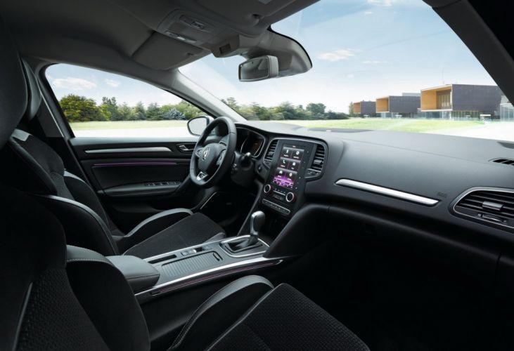 Renault Megane sadan cars 2016 wallpaper
