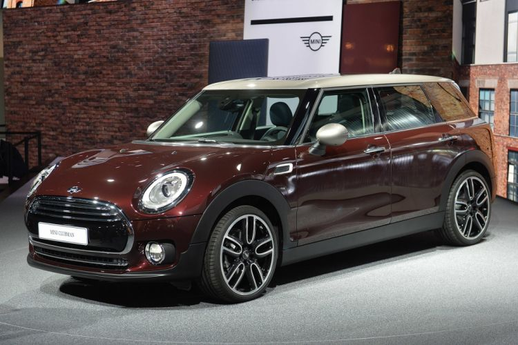 2016 Mini Clubman cars wallpaper