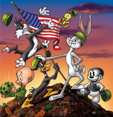 LOONEY TUNES humor funny cartoon family Merrie Melodies wallpaper