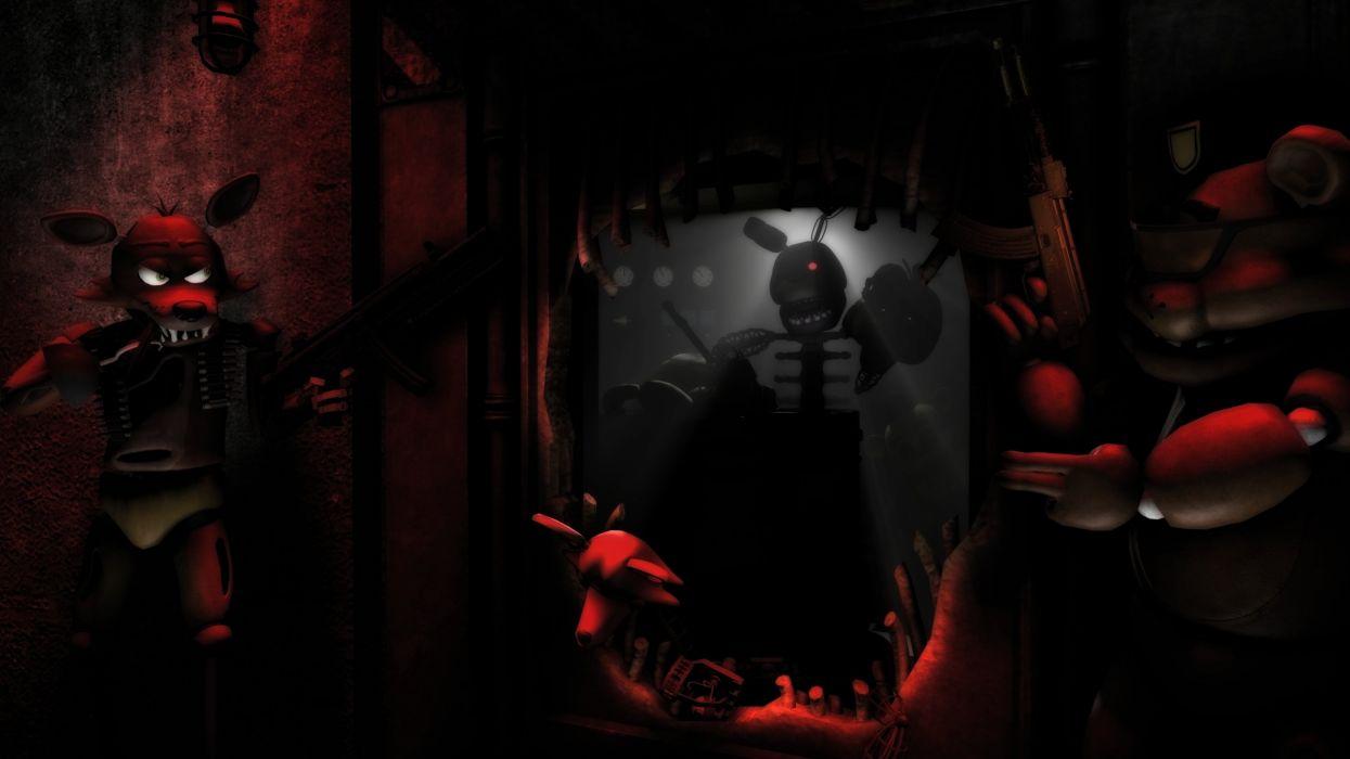 Dark Evil Horror Spooky Creepy Wallpaper 3200x1800 804151
