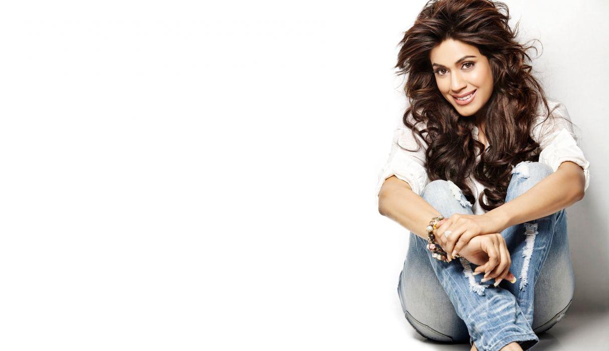 kanishka bollywood actress model girl beautiful brunette pretty cute beauty sexy hot pose face eyes hair lips smile figure indian  wallpaper