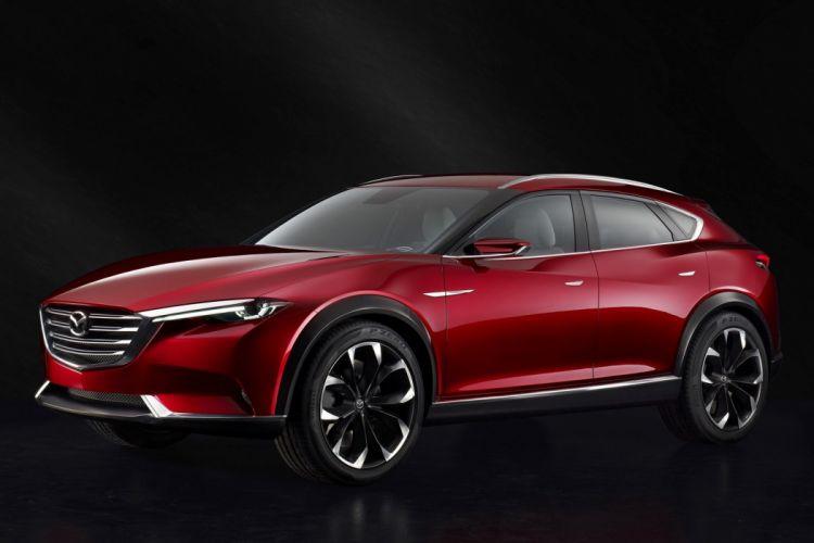 Mazda Koeru Concept cars 2015 wallpaper
