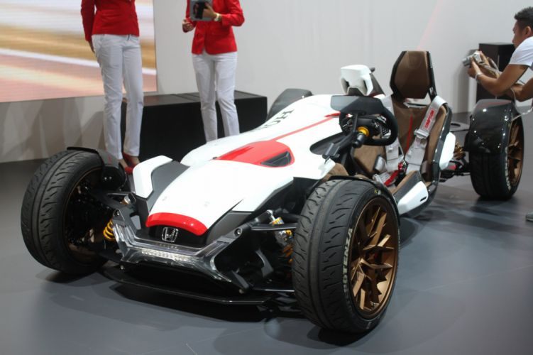 2015 2and4 cars Concept Honda project wallpaper