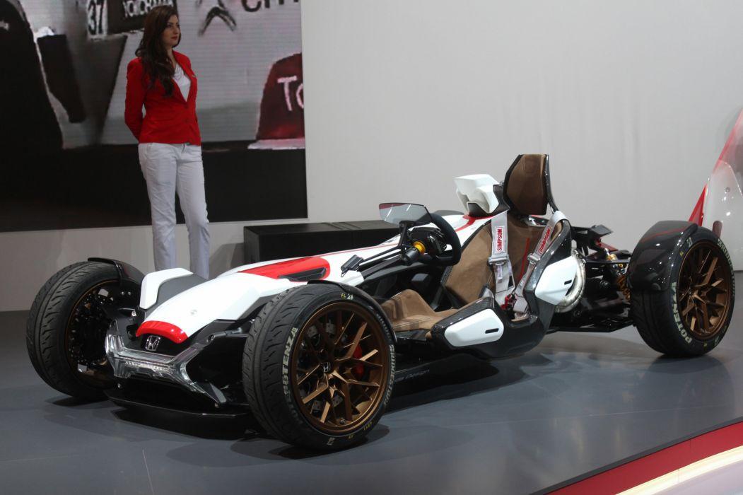 2015 2and4 cars Concept Honda project wallpaper
