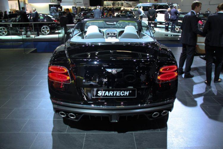 Startech Bentley Continental GTC 2015 wallpaper