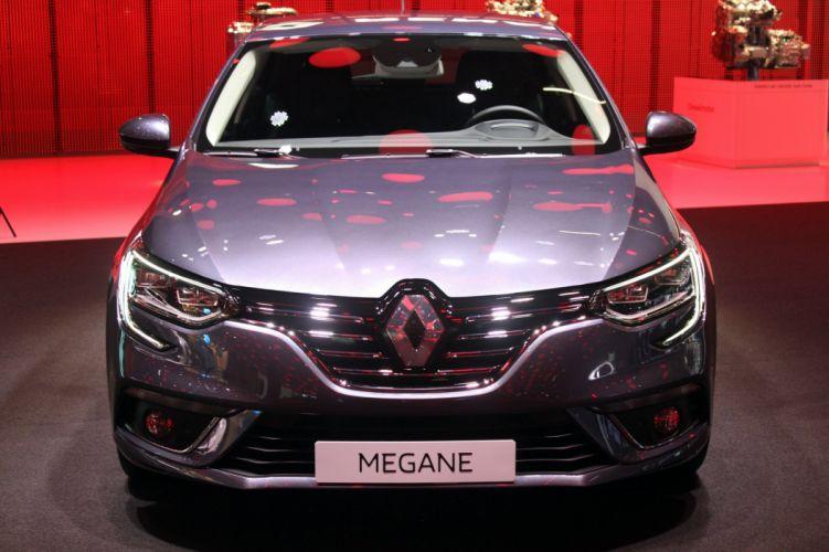 Renault Megane cars 2016 wallpaper