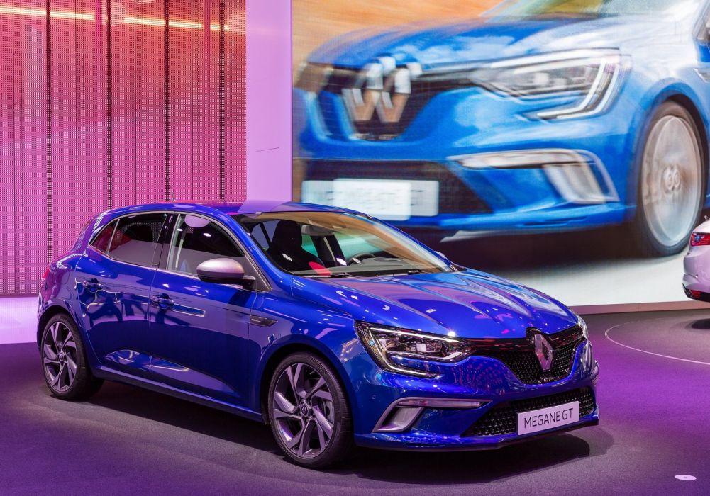 2016 cars megane renault wallpaper
