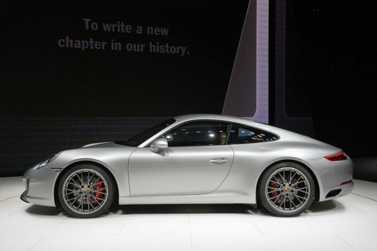 2016 Porsche 911 994 Carrera-s coupe lift face cars wallpaper