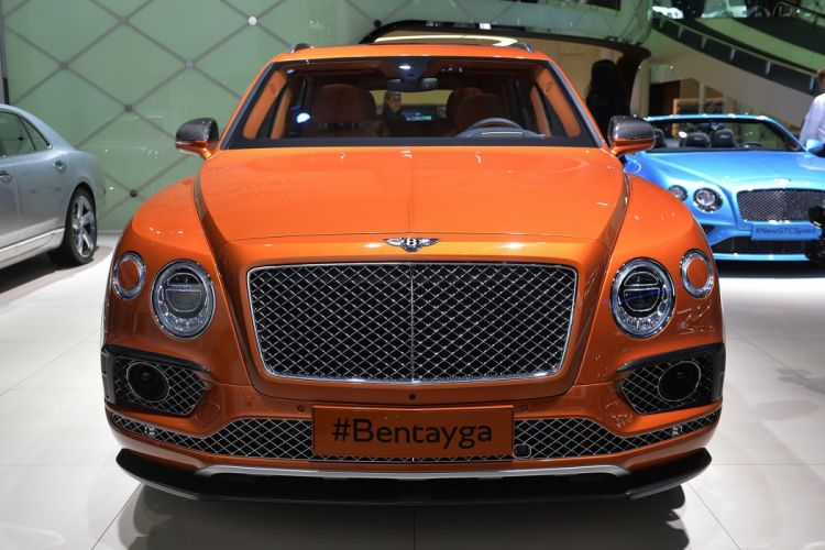 2016 Bentayga Bentley cars suv wallpaper