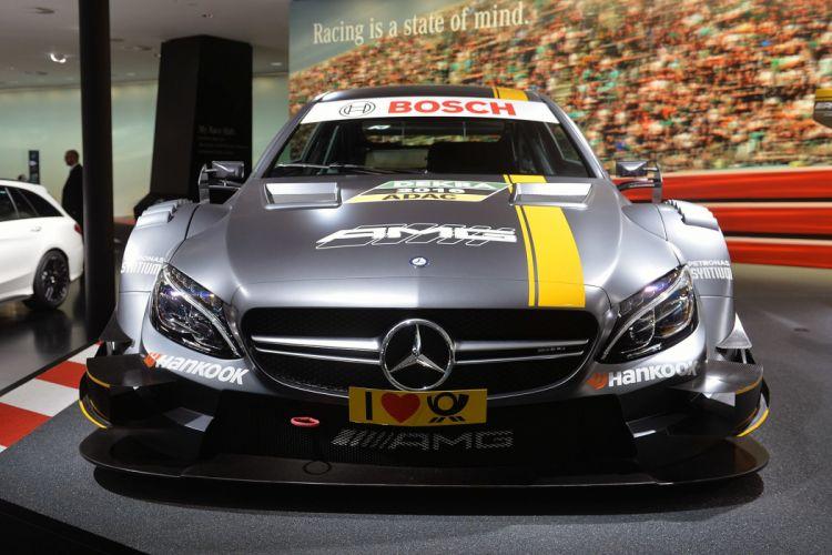 2016 Mercedes AMG C63 DTM cars racecars wallpaper