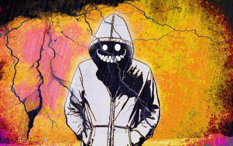 DARK evil horror spooky creepy scary wallpaper