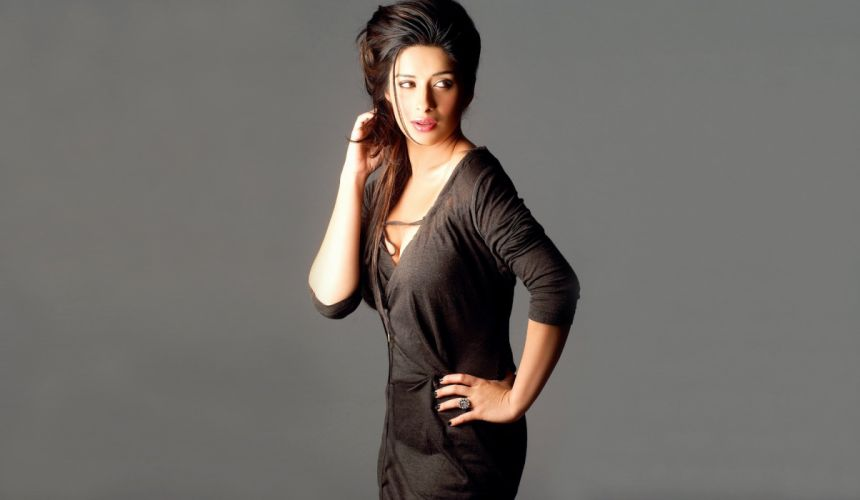 madhurima banerjee bollywood actress model girl beautiful brunette pretty cute beauty sexy hot pose face eyes hair lips smile figure indian wallpaper
