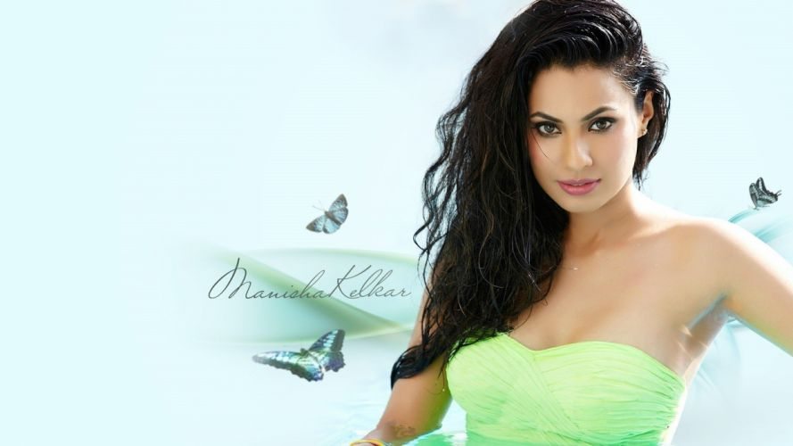 manisha kelkar bollywood actress model girl beautiful brunette pretty cute beauty sexy hot pose face eyes hair lips smile figure indian wallpaper