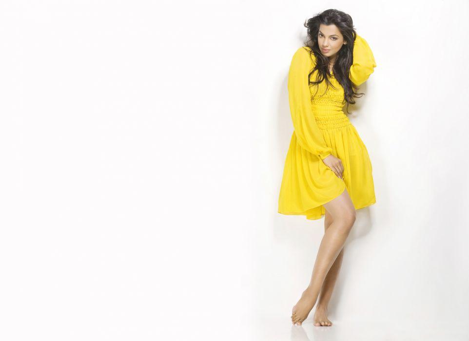 mugdha godse bollywood actress model girl beautiful brunette pretty cute beauty sexy hot pose face eyes hair lips smile figure indian  wallpaper
