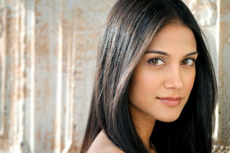 melanie kannokada bollywood actress model girl beautiful brunette pretty cute beauty sexy hot pose face eyes hair lips smile figure indian wallpaper