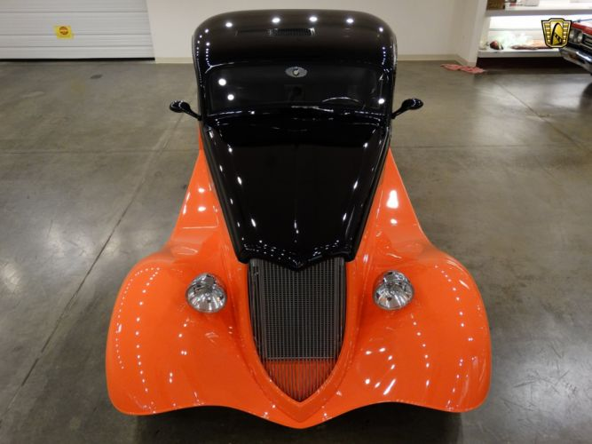 1934 Ford 3-Window cars custom hot rod wallpaper