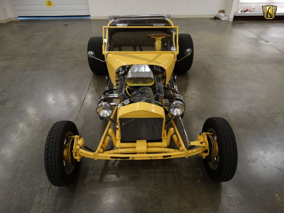 1923 Ford-T Bucket cars custom hot rod wallpaper