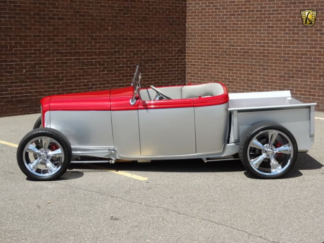1932 Ford Model-A cars custom hot rod wallpaper