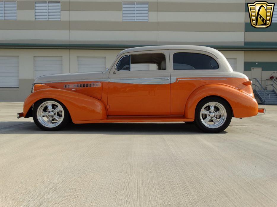 1939 Chevrolet Deluxe Sedan cars custom wallpaper