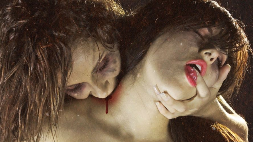 DARK evil horror spooky creepy scary vampire wallpaper