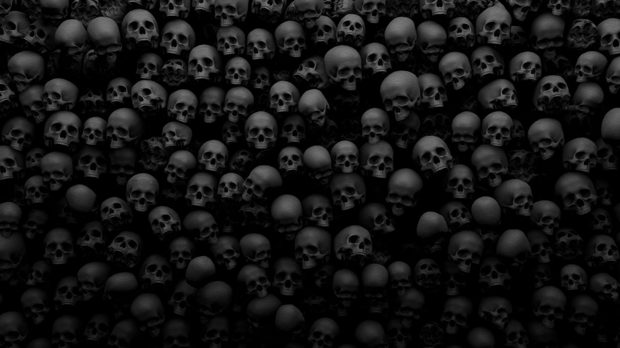 DARK evil horror spooky creepy scary wallpaper
