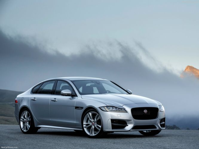 Jaguar-XF cars sedan 20d 2016 wallpaper