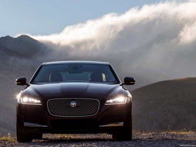 Jaguar-XF cars sedan 30d 2016 wallpaper