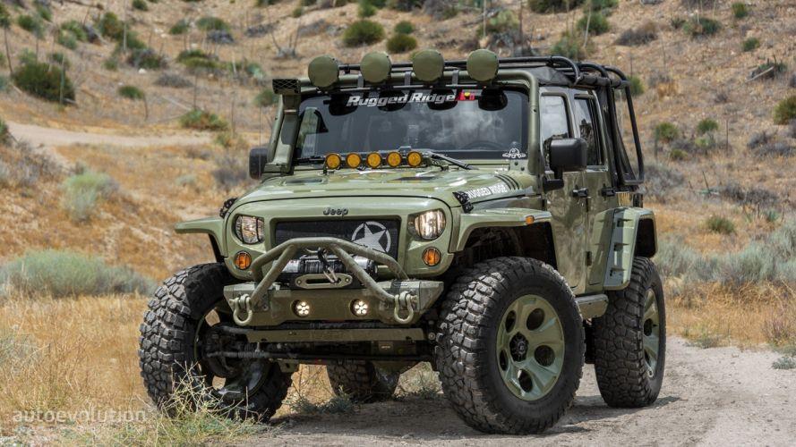 2014 4x4 cars jeep Unlimited rubicon wrangler wallpaper