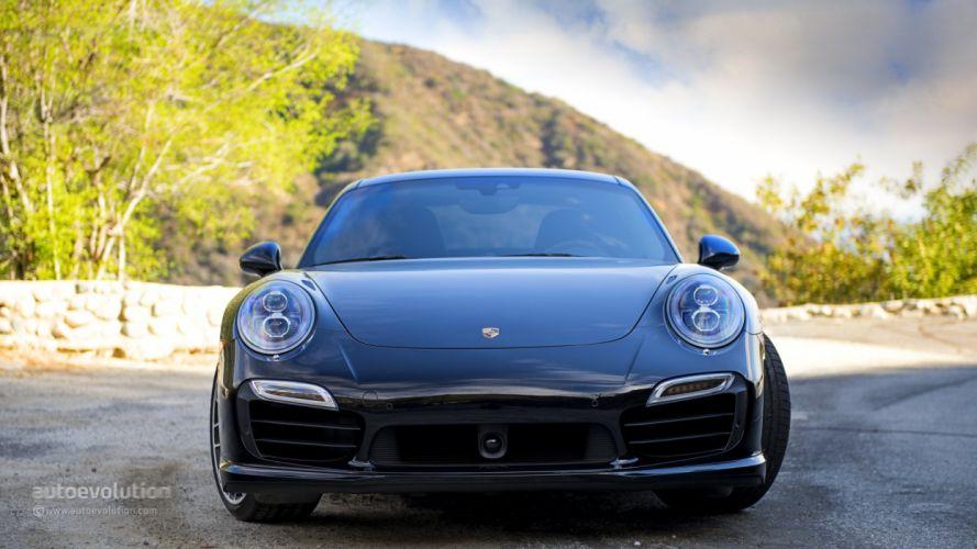 2014 PORSCHE 911 991 Turbo-S coupe cars wallpaper