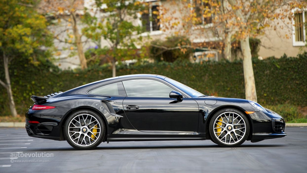 2014 PORSCHE 911 991 Turbo-S coupe cars wallpaper