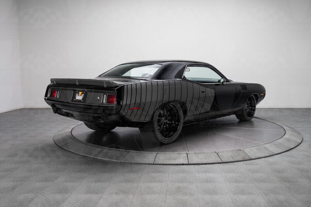 1971 Plymouth Cuda coupe cars pro touring wallpaper