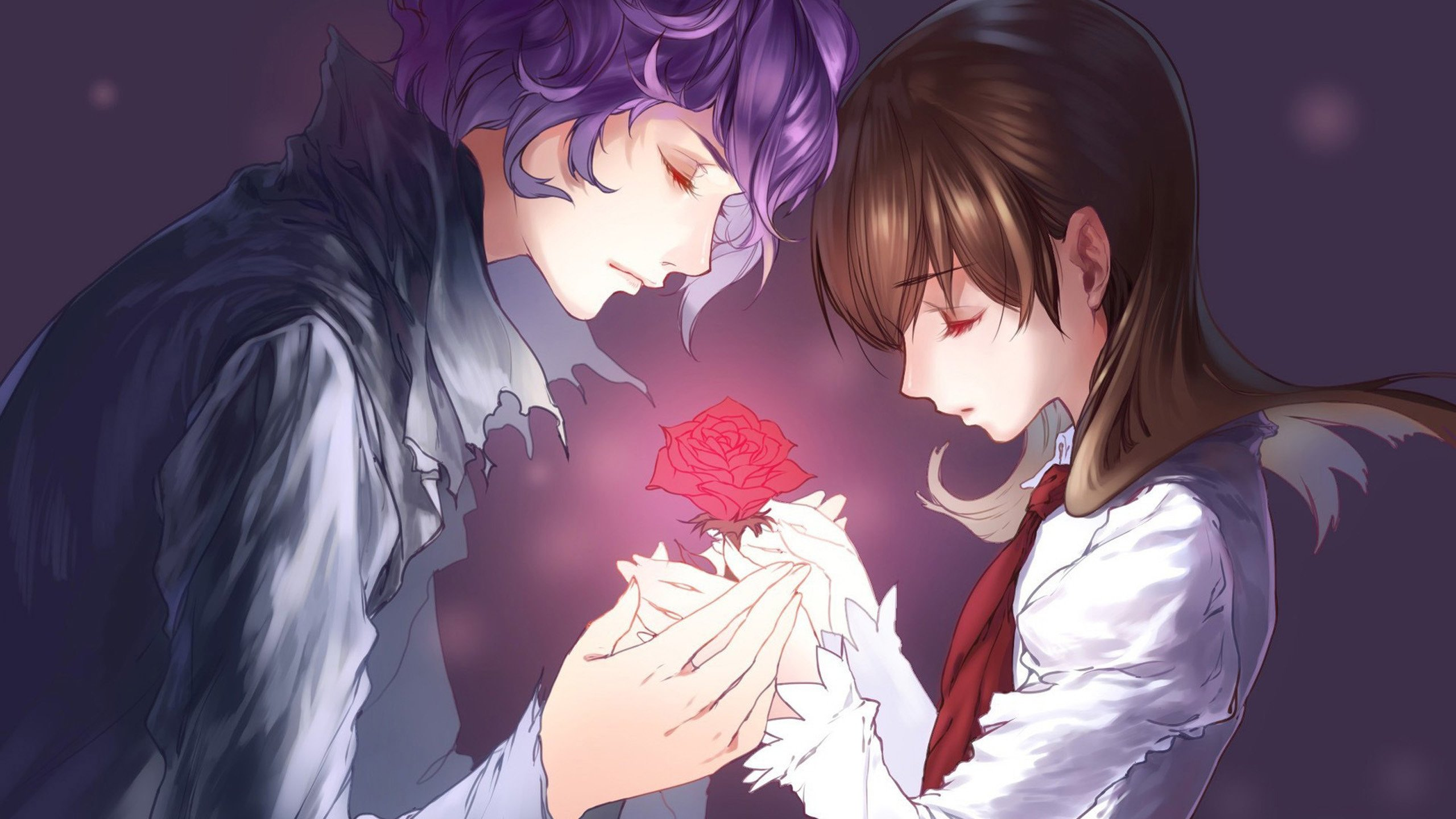 Couple love mood people men women anime fantasy original ... Aphrodite And Ares Anime