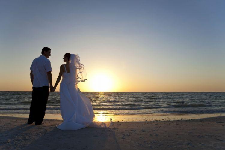 couple love mood people men women wedding bride wallpaper