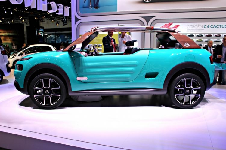 2015 cactus cars Citroen Concept wallpaper