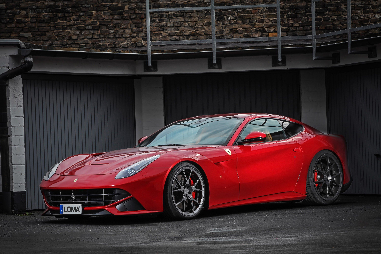 2015 LOMA Ferrari F12 Berlinetta cars coupe red modified ...