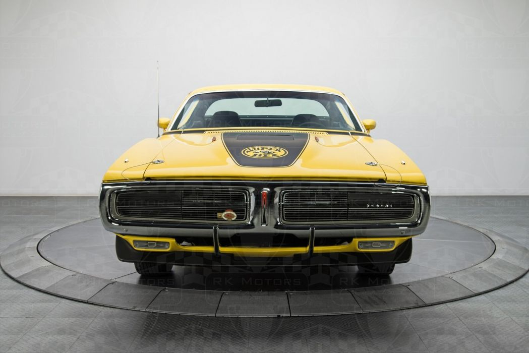 1971 Dodge Charger Super Bee cars coupe yellow wallpaper