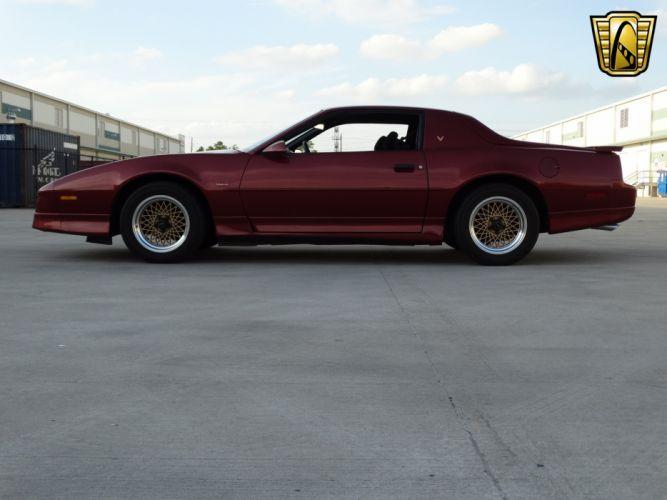 1988 Pontiac Firebird Trans-AM GTA cars coupe wallpaper